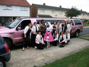 Party Butler and Limo Packages
