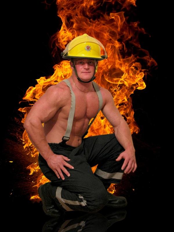 Fireman Buff Butler