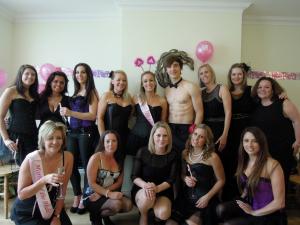 Patrick Hannahs Party